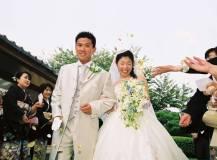 フリアンにて結婚式