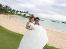 ハワイでの海外ウェディング
