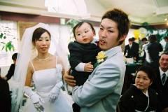 守山ライズヴィル都賀山にて結婚式