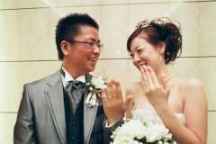 ライズヴィル都賀山にて結婚式