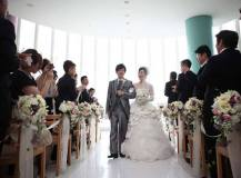 びわ湖ホテルにて結婚式