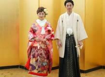 ホテルグランヴィア京都にて結婚式