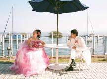 KKRホテルびわこにて結婚式