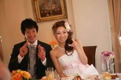 京都セントジェームスチャーチにて結婚式