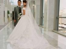 京都駅ホテルグランビアにて結婚式