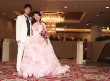 京都ANAホテルにて結婚式