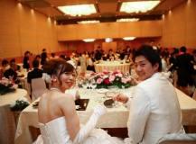 京都リーガロイヤルホテルにて結婚式