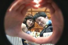 大津市にて結婚式