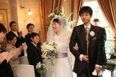 京都長楽館にて結婚式