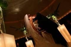 ウォーターフォレストにて結婚式