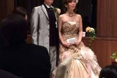 京都ボウ・デパールにて結婚式