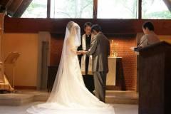 軽井沢ホテルブレストンコートにて結婚式