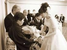 KKRホテルにて結婚式披露宴