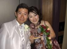 奈良ヒルトップテラスにて結婚式⒱
