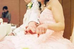 クサツエストピアホテルにて結婚式
