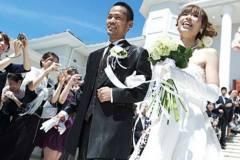 ヴィラアンジェリカにて結婚式