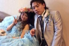 ホテルニューオウミにて結婚式