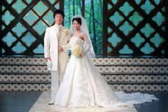 フォーチュンガーデン京都にて結婚式