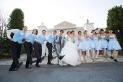 ザ・ロイヤルクラシック姫路にて結婚式