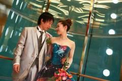 琵琶湖ホテルにて結婚式