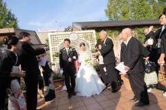 びわ湖大津館にて結婚式