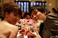 アクアテラス迎賓館にて結婚式