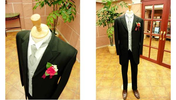 滋賀で結婚式の二次会などのタキシードが格安でレンタル出来るブルースター