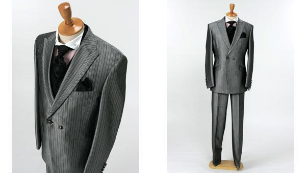 スーツの様なタキシードのレンタルも格安