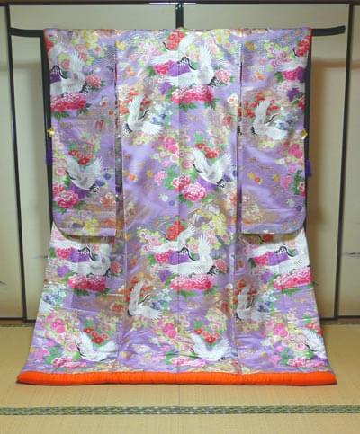 近江八幡市で和装色打掛レンタルが格安で人気