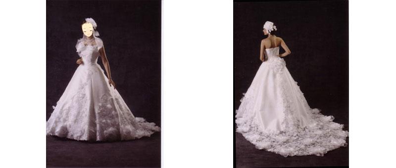 ウェディングドレスのレンタルが滋賀で格安だと人気