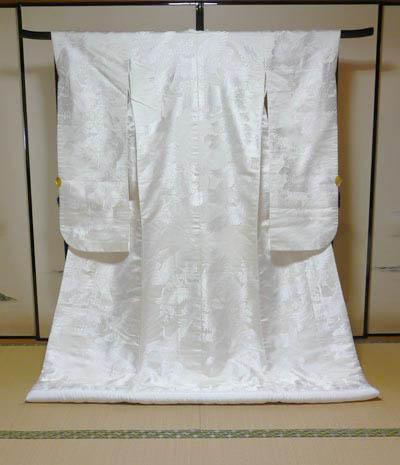 和装白無垢レンタルNO BSU-10-205
