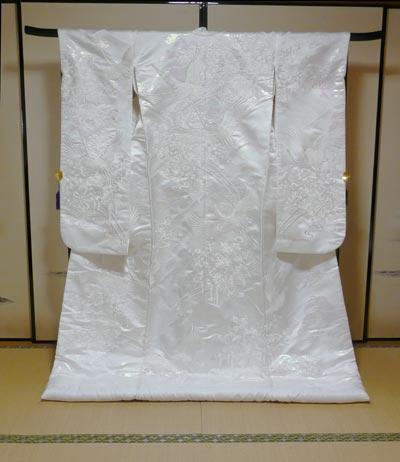 和装白無垢レンタルNO BSU-36