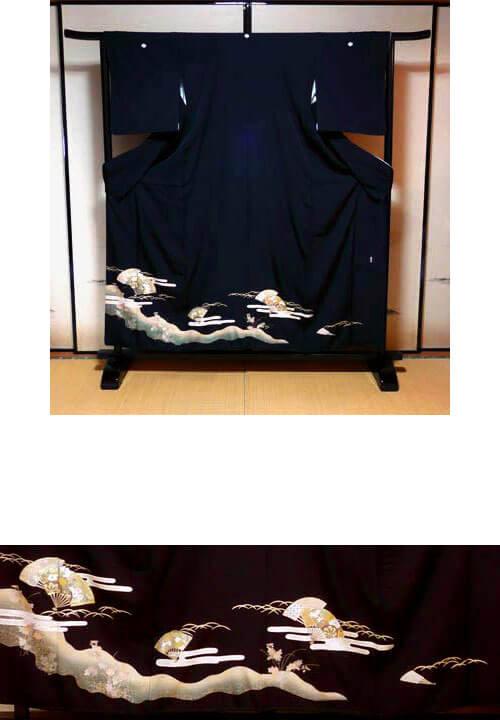 京都市から留袖レンタルにご来店