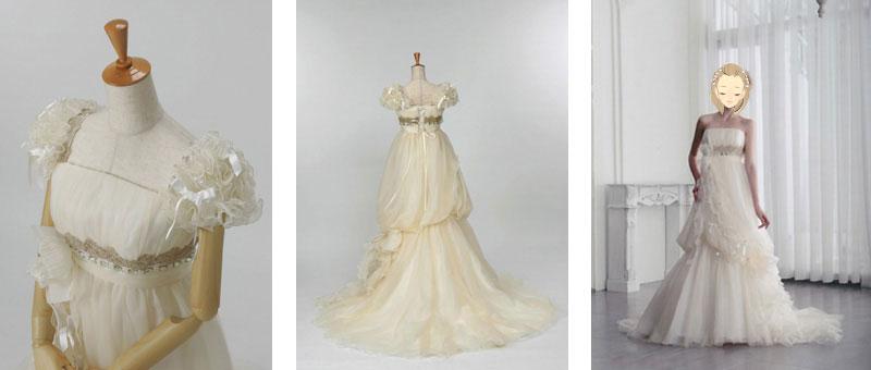 妊婦さんでも大丈夫なウェディングドレスのレンタルが滋賀で格安