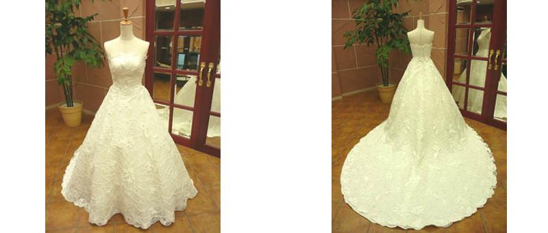 滋賀で結婚式のウェディングドレスをお安くレンタル