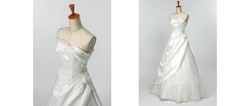 前撮りや二次会でウェディングドレスのレンタルが格安だと人気の滋賀ブルースター