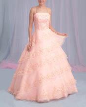 二次会で人気のピンクドレス滋賀