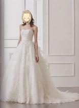 ウエディングドレスのブルースター
