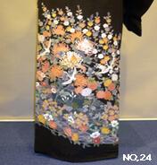 留袖レンタルが湖南市で人気のブルースター