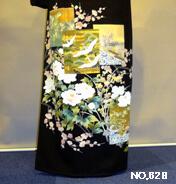 留袖レンタルが栗東市で人気のブルースター