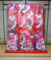 滋賀結婚式での和装色打掛レンタルが人気のブルースター